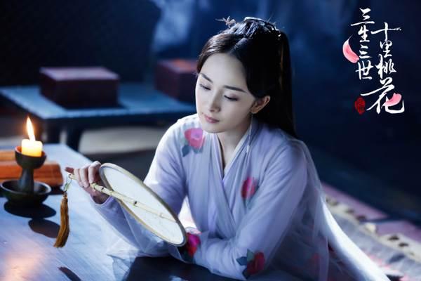 Những vai diễn như 'bước ra từ tiểu thuyết' của sao Hoa ngữ: 'Nhược Hy' Lưu Thi Thi và 'Bạch Thiển' Dương Mịch đều có mặt 3