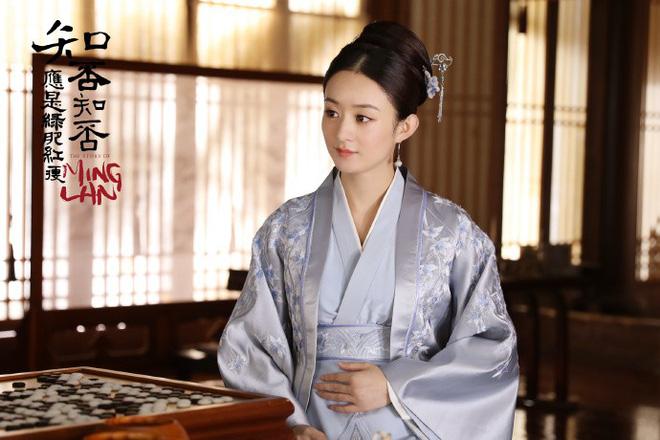 Những vai diễn như 'bước ra từ tiểu thuyết' của sao Hoa ngữ: 'Nhược Hy' Lưu Thi Thi và 'Bạch Thiển' Dương Mịch đều có mặt 4