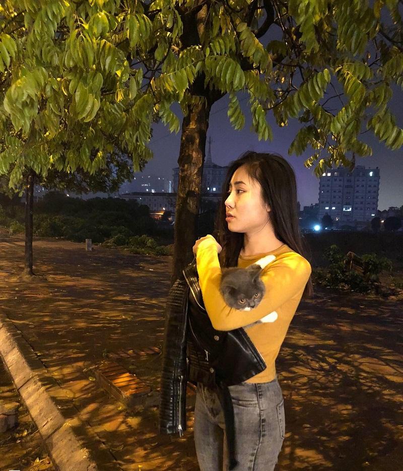 Thanh niên chia tay đòi lại mèo, gái xinh đội mưa qua nhà 'sống mái' với người yêu 0
