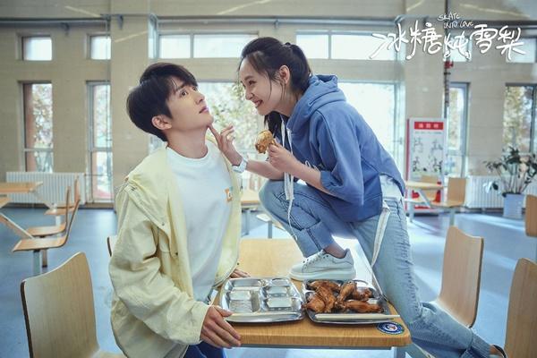 Douban 'Lê hấp đường phèn': Đề tài tốt, tình tiết hấp dẫn, Trương Tân Thành - Ngô Thiến 'tương ái tương sát' khiến khán giả 'phát cuồng' 3