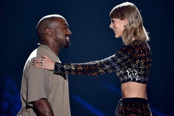Tưởng đã hoà giải, Kanye West và Taylor Swift từng có thời gian căng thẳng năm 2016 vì ca khúc Famous.