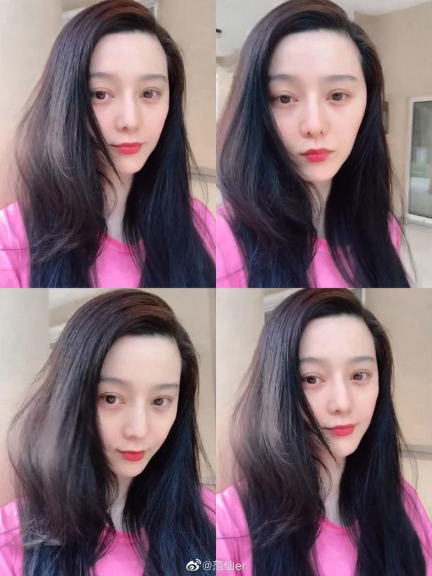 Mới đây, Phạm Băng Băng đã 'khoe thành tích' 7 ngày không gội đầu trên Weibo cá nhân. Thậm chí nữ minh tinh còn nói hào hứng: 'Đã là ngày thứ 7 tôi không gội đầu rồi, cảm thấy vẫn có thể chịu đựng thêm'. Dù vậy, mái tóc của cô vẫn suôn mượt và chỉ dính bết một chút ở phần chân tóc.