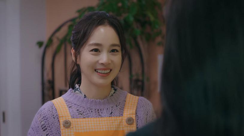 Yoo Ri vui mừng khi thấy Min Jung dẫn Seo Woo đến nhà trẻ