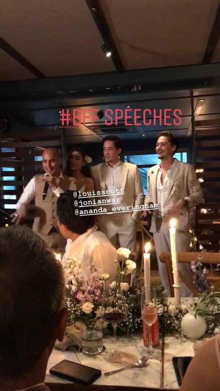 Đám cưới siêu đơn giản giữa mùa dịch COVID 19 của hai diễn viên trong 'Ngược dòng thời gian để yêu anh' 7