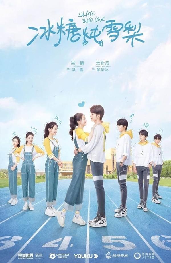 'Lê hấp đường phèn': Trong phim thì đàn áp Ngô Thiến, ở hậu trường Trương Tân Thành lại phải làm 'con sen' cho cô nàng 0