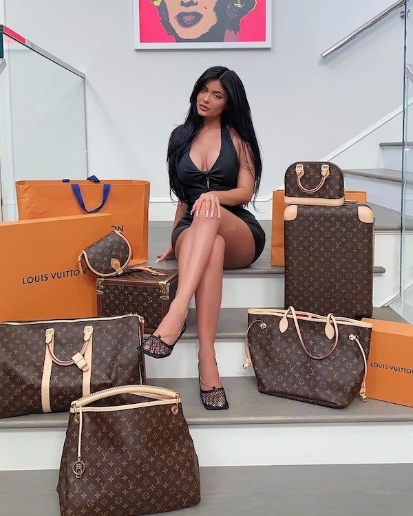 Nữ tỷ phú là fan trung thành của Louis Vuitton.