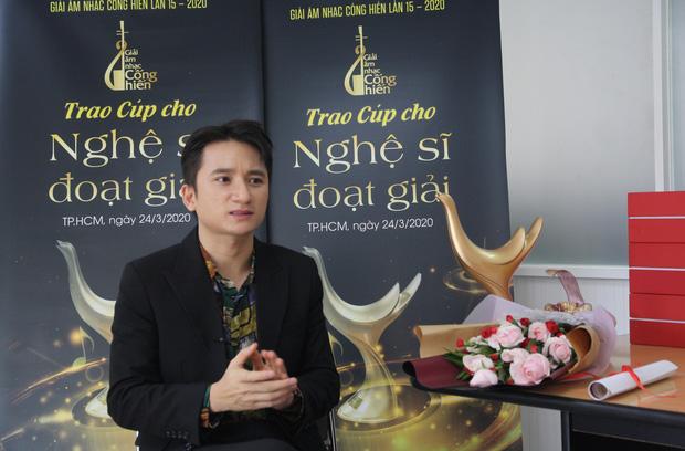 Cống hiến 2020: Hoàng Thùy Linh thắng áp đảo với 4 hạng mục, Amee nhận giải tân binh của năm 1