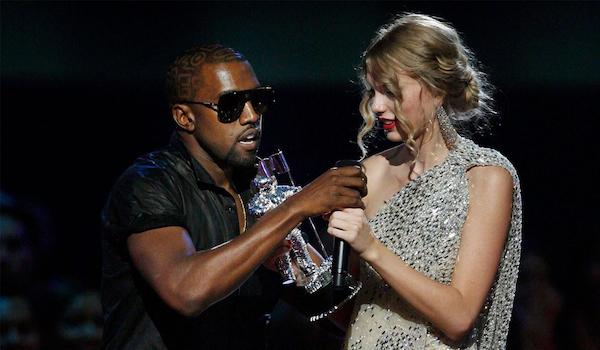 Điểm lại những dấu mốc khó quên trong 11 năm thù hận giữa Taylor Swift và Kanye West 0