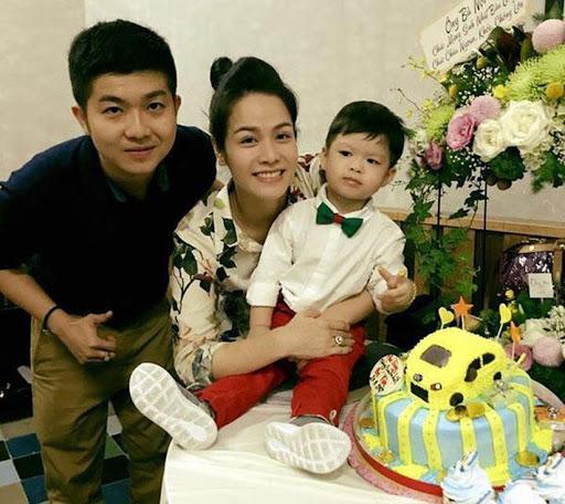 Nhật Kim Anh và Bửu Lộc cũng từng có những ngày hạnh phúc.