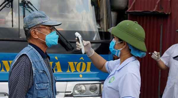 Mỗi thôn, tổ dân phố sẽ có 1 tổ chống dịch Covid-19 Ảnh Lê Tân