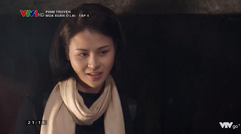 'Mùa xuân ở lại' tập 4: Kinh hoàng cảnh cô giáo Hòa suýt bị cưỡng hiếp tập thể 1