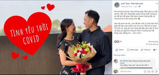 Cùng chồng làm việc tại nhà tránh dịch, Shark Linh chia sẻ bí quyết để 'không khiến nhau phát điên' 0