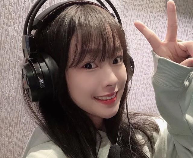 Cô nàng Xiang Xiang là cái tên khá nổi tiếng trong giới streamer