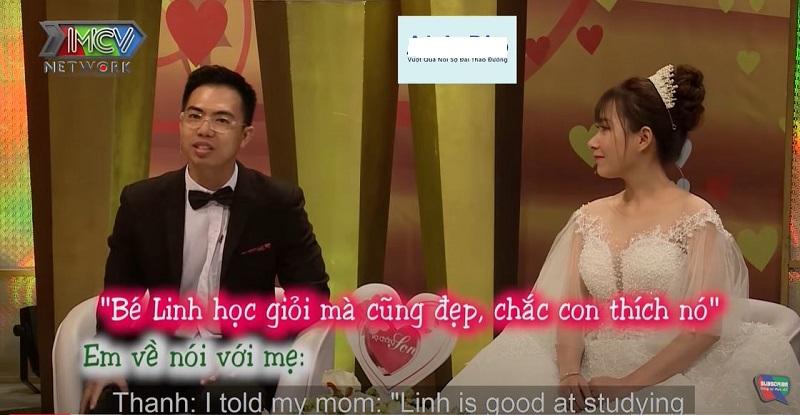 Minh Thành được mẹ ủng hộ chuyện yêu đương từ năm lớp 6