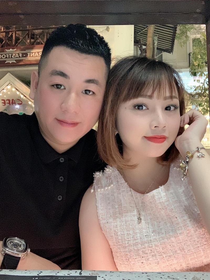 Nhân vật chính trong câu chuyện là anh Hoàng Kiên và chị Hương Giang