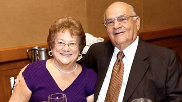 Ông Nick và bà Marion đã bên nhau 61 năm.