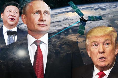 Mỹ, Nga, Trung Quốc cùng nhiều nước khác đều đã công khai tham vọng không gian