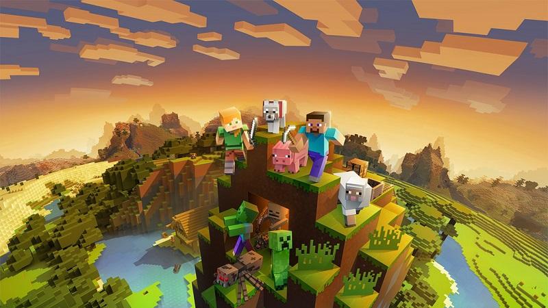 Nếu là một tín đồ của thể loại phiêu lưu, chắc chắn Minecraft là tựa game bạn không thể bỏ qua.