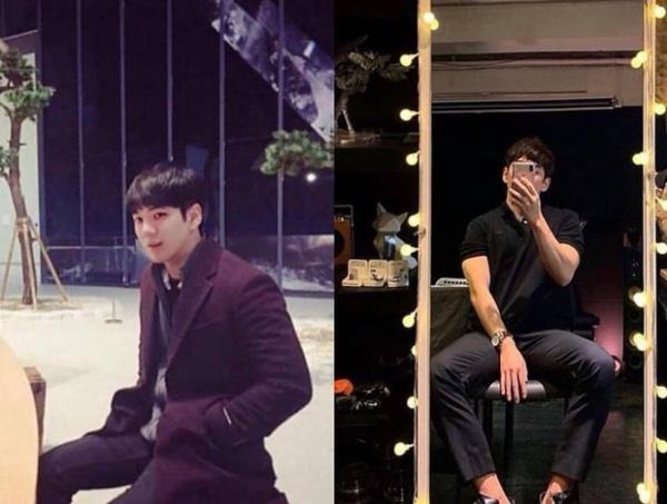 Anh trai ruột của Jisoo cũng sở hữu nhan sắc vạn người mê, body siêu chuẩn. Điều khiến trái tim fangirls tan nát là anh trai của Jisoo đã 'có chủ', chị dâu của cô cũng rấtxinh đẹp.