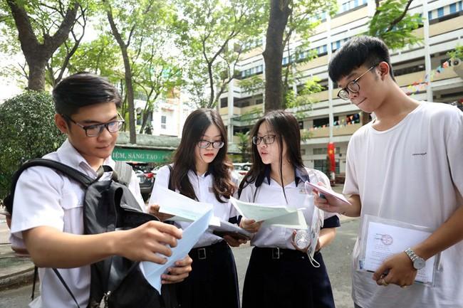 Năm nay nhiều trường đại học chọn kết quả thi THPT để xét tuyển.