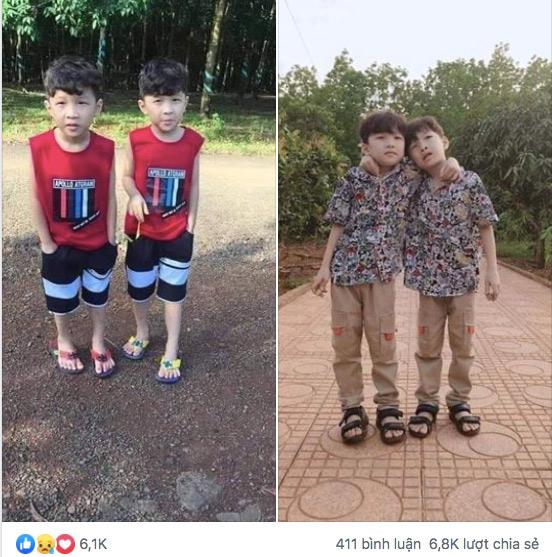 Vụ 2 bé trai sinh đôi mất tích bí ẩn khi chơi trước nhà ở Bình Phước: Cộng đồng mạng dậy sóng 1