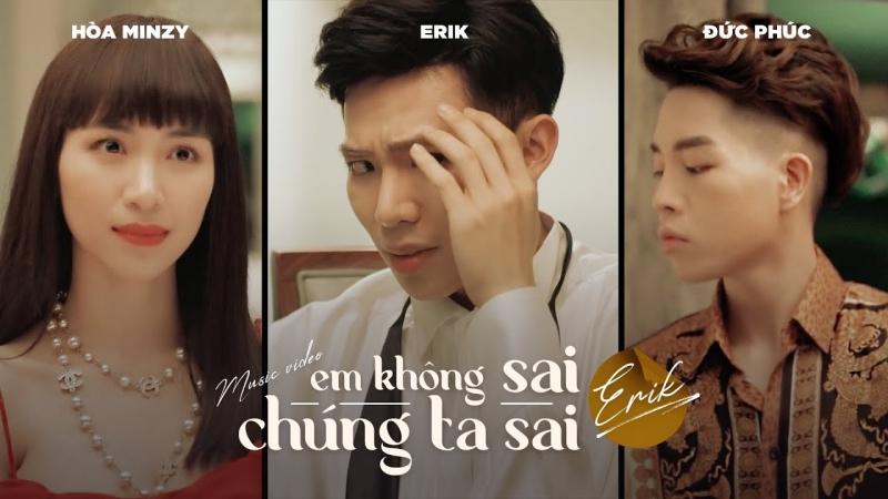 Vpop tuần qua: K-ICM bị tố đạo nhái không sót một chữ, Erik rủ cả gia đình Hoa Dâm Bụt 'tạo drama' 1