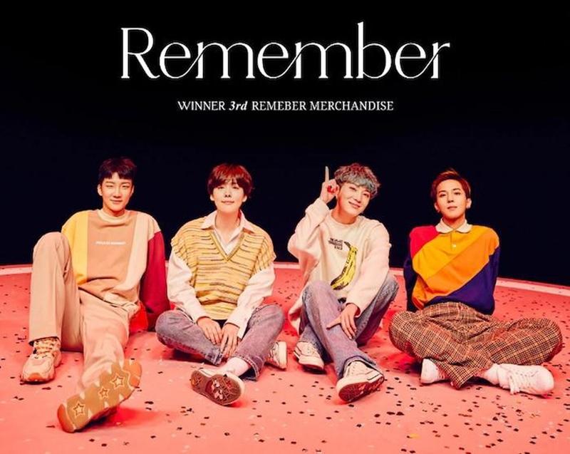Remember - ca khúc comeback mới nhất của Winner cũng do Mino viết lời và đồng sáng tác với 2 nhạc sĩ là Kang Ukjin và Diggy.