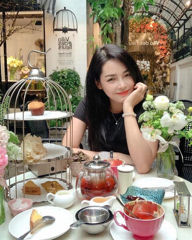 Hình ảnh xinh đẹp hiện tại của cô nàng Thanh Quỳnh.