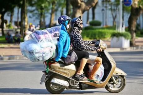 Từ hôm nay, miền Bắc bước vào 3 ngày nắng nóng đặc biệt gay gắt, chỉ số tia UV ở mức gây hại rất cao với cơ thể