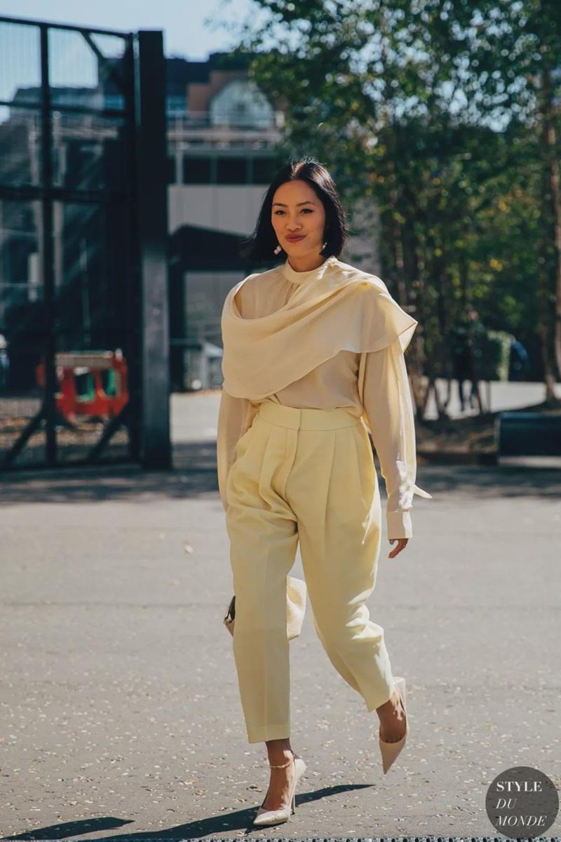 Mách nhỏ những tips mặc áo mỏng mà không lo phản cảm để tự tin đón hè 9