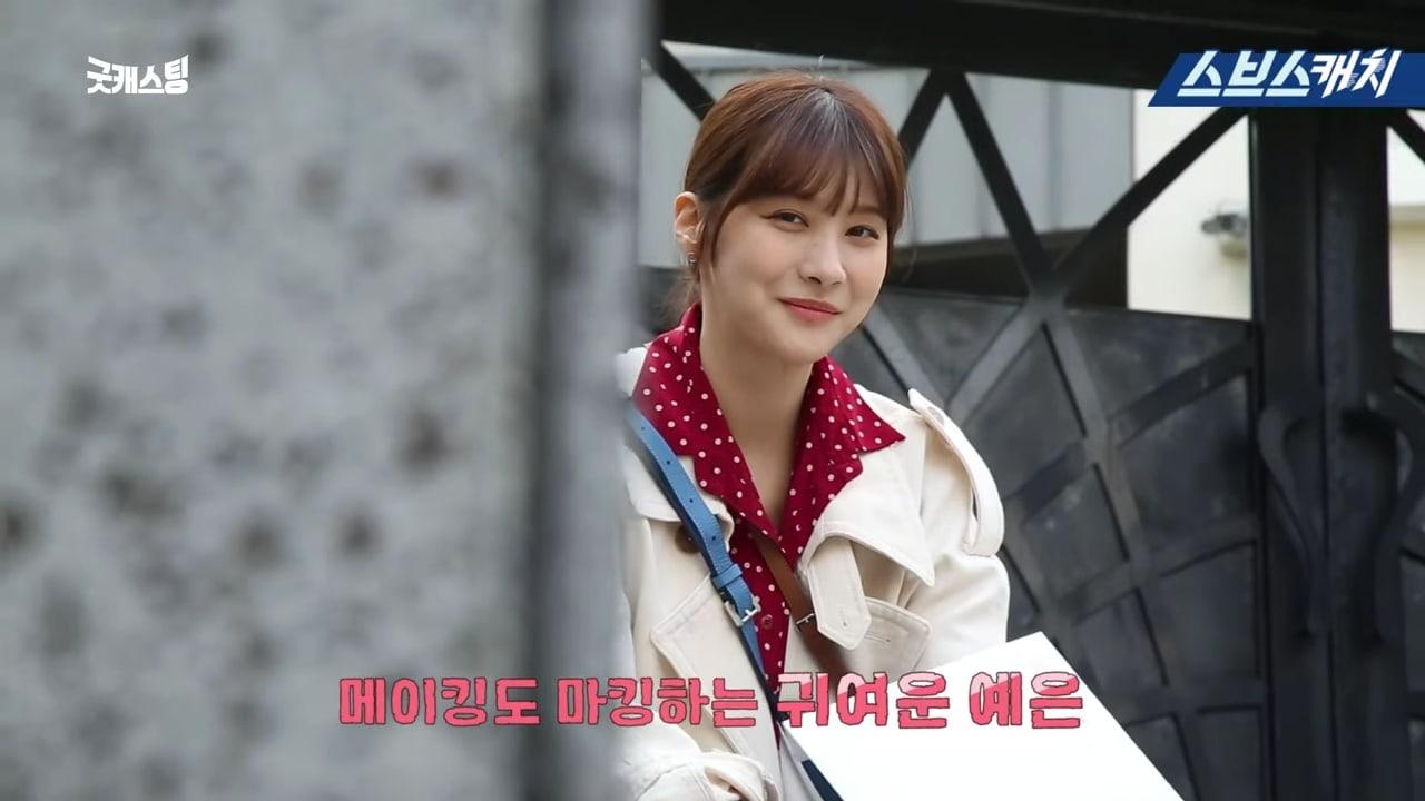 Choi Kang Hee, Jun (U-Kiss) không thể ngừng cười trên phim trường 'Giả danh' 0