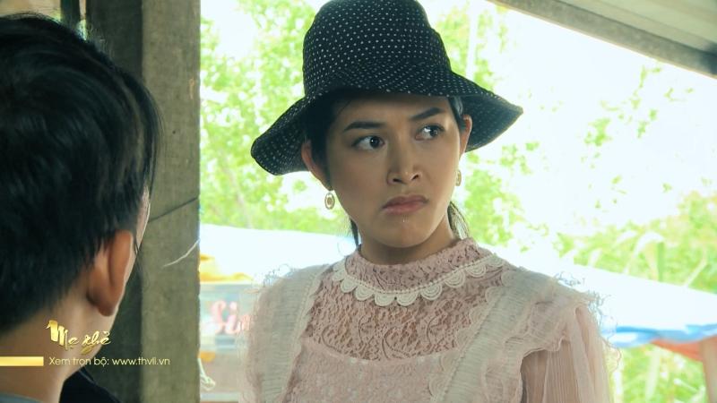 'Mẹ ghẻ' tập 3: Thấy chồng giúp đỡ 'người xưa', vợ Phong thuê giang hồ kiếm chuyện với Diệu 2