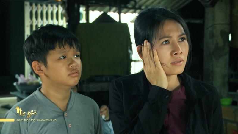 'Mẹ ghẻ' tập 3: Thấy chồng giúp đỡ 'người xưa', vợ Phong thuê giang hồ kiếm chuyện với Diệu 1