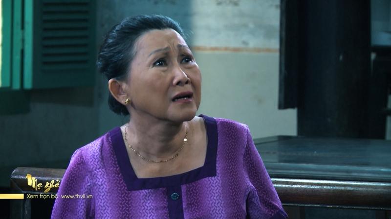 'Mẹ ghẻ' tập 3: Thấy chồng giúp đỡ 'người xưa', vợ Phong thuê giang hồ kiếm chuyện với Diệu 5