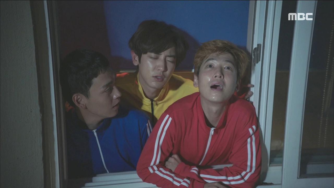 Chanyeol và Jung Kyung Ho có dịp hợp tác trong Missing Night