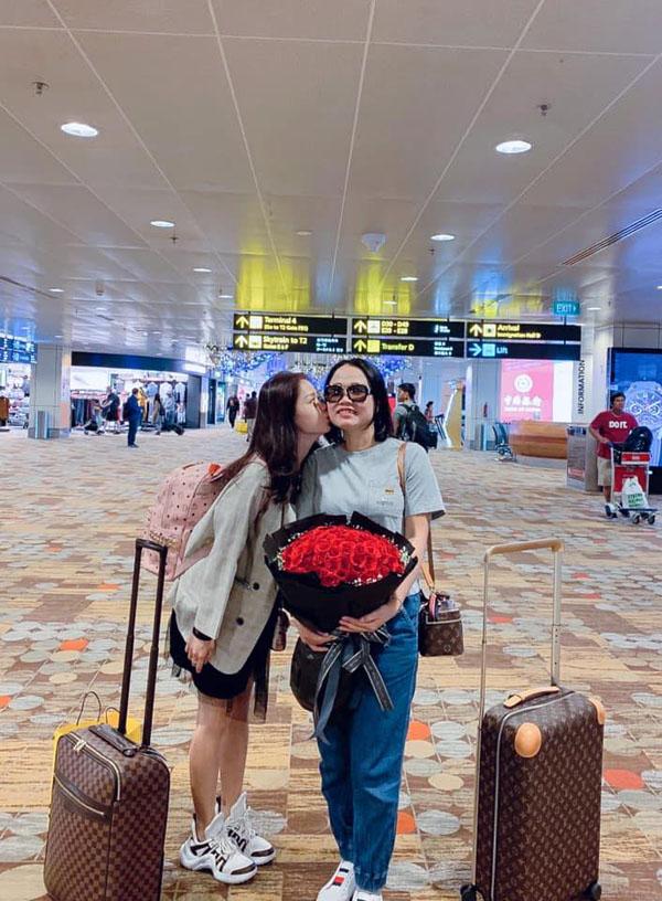 Huỳnh Anh - Bạn gái mới công khai của Quang Hải là ai, gia thế 'khủng' thế nào? 3