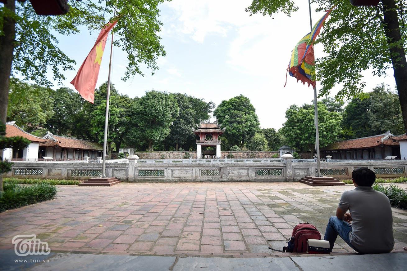 Các danh thắng nổi tiếng ở Hà Nội mở cửa đón khách sau khoảng thời gian dài đóng cửa vì Covid-19 12
