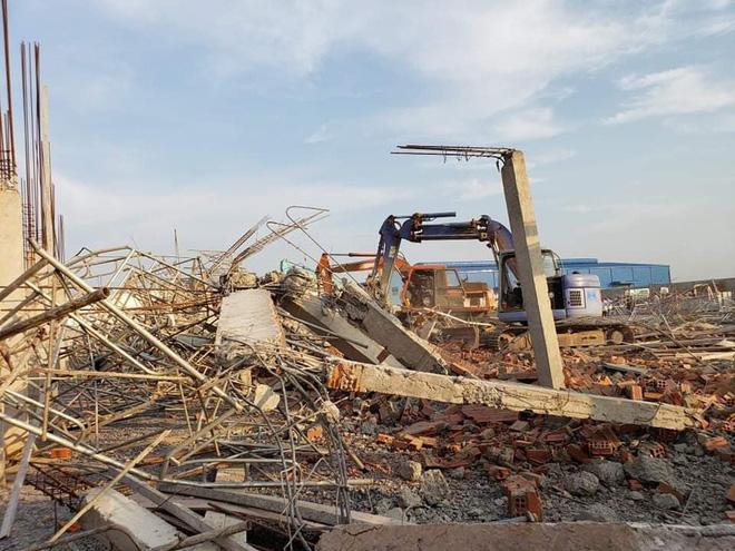 Tạm giữ Giám đốc, Phó giám đốc Công ty TNHH Hà Hải Nga vì vụ sập tường khiến 10 người tử vong ở tỉnh Đồng Nai 2
