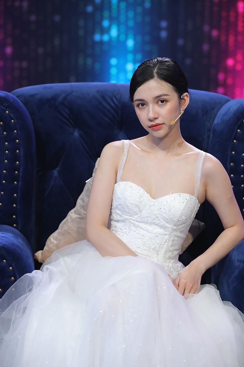 Diễm Quỳnh - nữ chính 'Người ấy là ai' tập 2 mùa 3