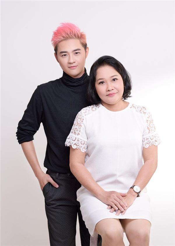 Thanh Duy đã cómột dự án rất ý nghĩa cùng với mẹ mình.