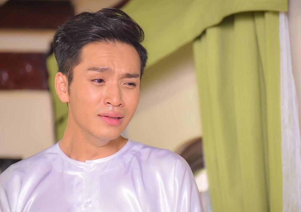 Bạch Công Khanh trong vai Xuân (Tiếngsét trong mưa)...