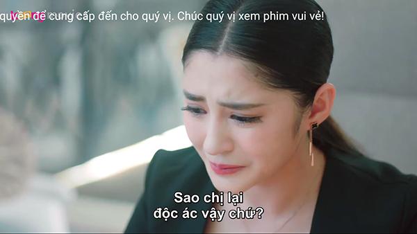 'Bỉ ngạn hoa' tập 27 - 28: Nữ phụ 'mặt dày' chuyển tới sống cùng Tống Uy Long, công khai tuyên chiến với Lâm Duẫn 1