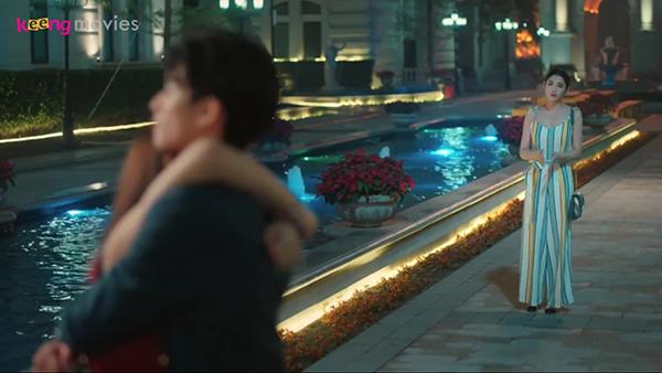 'Bỉ ngạn hoa' tập 27 - 28: Nữ phụ 'mặt dày' chuyển tới sống cùng Tống Uy Long, công khai tuyên chiến với Lâm Duẫn 4