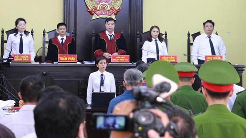 Phiên toà sơ thẩm diễn ra vào trung tuần tháng 10/2019