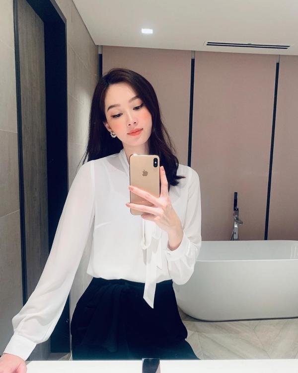 'Đột nhập' biệt thự sang trọng của Hoa hậu Đặng Thu Thảo và ông xã đại gia giữa lòng Sài Gòn 10