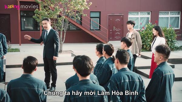 'Bỉ ngạn hoa' tập 41 - 42: Là anh em khác cha khác mẹ nhưng Lâm Duẫn và Tống Uy Long vẫn bị gia đình ngăn cấm yêu đương 1