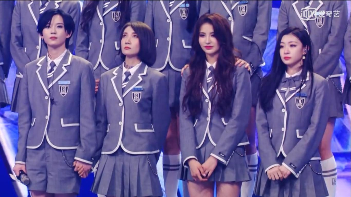 4 thí sinh tranh vị trí số 9 - thành viên cuối cùng của đội hình ra mắt.
