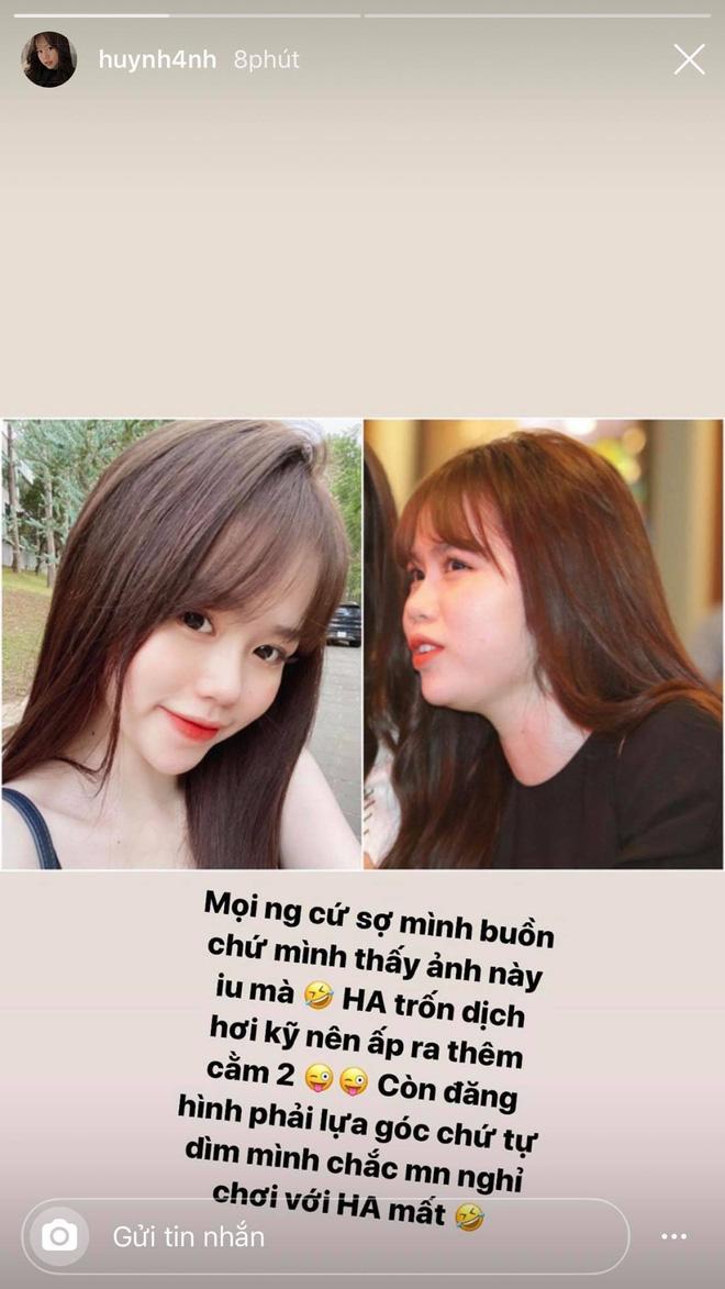 Đăng ảnh sống thật, bạn gái mới của Quang Hải vô tình để lộ bằng chứng 'sống ảo' 1