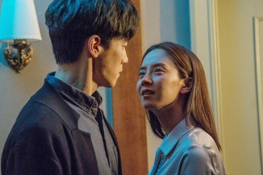 'Intruder' của Song Ji Hyo ra rạp 1 ngày đã phá đảo kỷ lục người xem tại Hàn Quốc 1