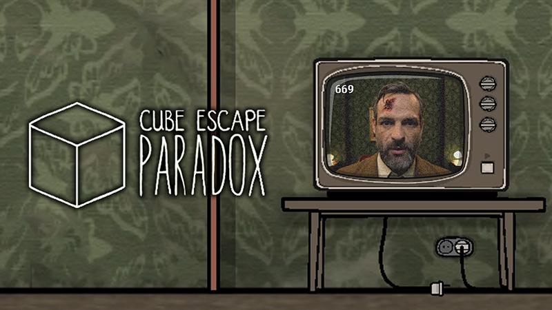 Cube Escape Paradox là một trong những phần game được người chơi đánh giá là 'hack não' nhất.